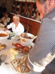 iw monza phf corso di cucina chef giovanni da marettimo con cena in casa sirtori